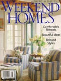 2006 - Weekend Homes Premier Issue - cover
